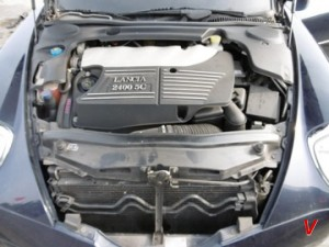 Lancia Thesis Четверть задняя HG10591645