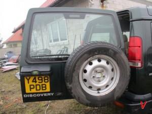 Land Rover Discovery Крышка багажника HG77006782
