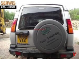 Land Rover Discovery Крышка багажника HG77134065