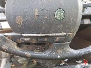 Land Rover Freelander Подушка руля HG57708646