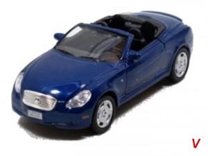 Lexus SC Четверть задняя GJ74827313