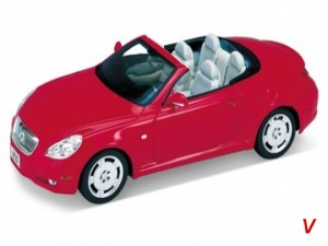 Lexus SC Четверть задняя HB28030452