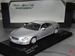 Lexus SC Четверть задняя HE95315346