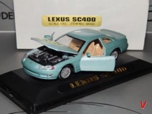 Lexus SC Четверть задняя HE95326625