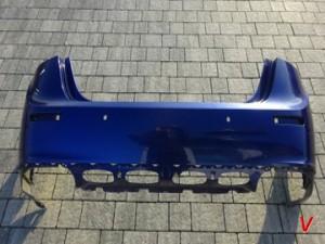 Бампер задний Maserati Ghibli HG82647924