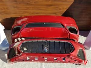 Maserati GranTurismo Бампер передний HG77091966