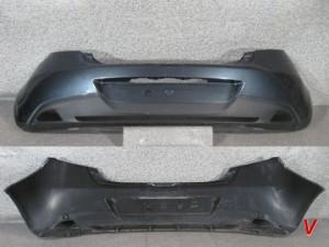 Бампер задний Mazda 2 HG64774786