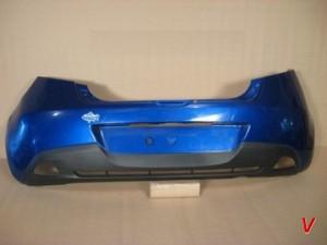 Бампер задний Mazda 2 HG64812756