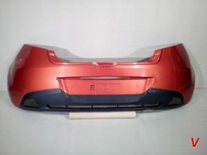 Бампер задний Mazda 2 HG65104592