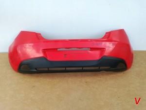 Бампер задний Mazda 2 HG65319779