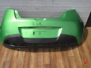 Бампер задний Mazda 2 HG65865488