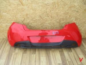 Бампер задний Mazda 2 HG66132123