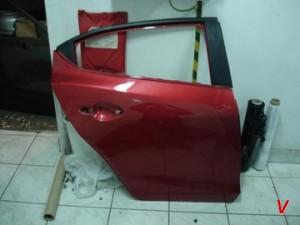 Mazda 3 Двери задние HG15804202