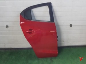 Mazda 3 Двери задние HG19341106