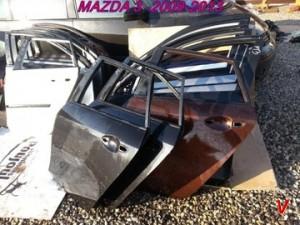 Mazda 3 Двери задние HG64378229