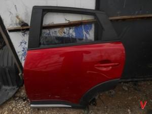Mazda 3 Двери задние HG73324960