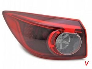 Mazda 3 Фонари задние HG60631930