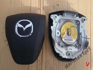 Подушка руля Mazda 3 HG28680695