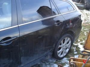 Mazda 6 Двери задние HG15816816