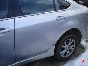 Mazda 6 Двери задние HG15816957