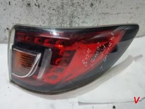 Mazda 6 Фонари задние HG64668008