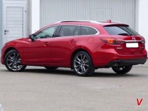Mazda 6 Фонари задние HG83558353