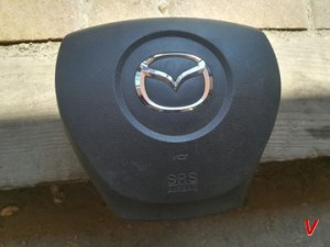 Подушка руля Mazda CX-9 HG28283203