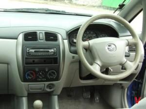 Mazda Premacy Подушка руля HG19413194