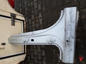 Mercedes B Четверть задняя GG67546144