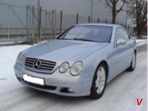Mercedes CL Четверть задняя FA62380380