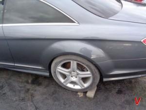 Mercedes CL Четверть задняя HB32916948