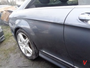 Mercedes CL Четверть задняя HB32918123