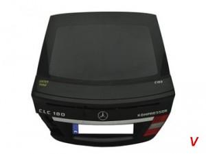Mercedes CL Крышка багажника HB51347343