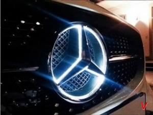 Mercedes CL Решетка радиатора HB19401589