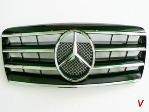 Mercedes CL Решетка радиатора HG12206885