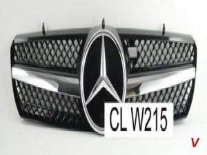 Mercedes CL Решетка радиатора HG15967301