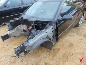 Mercedes CLC Четверть задняя GI04476359