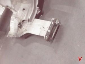 Mercedes CLC Четверть задняя HD98317974