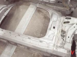 Mercedes CLC Четверть задняя HD98318315