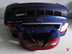 Mercedes CLC Четверть задняя HF94469949