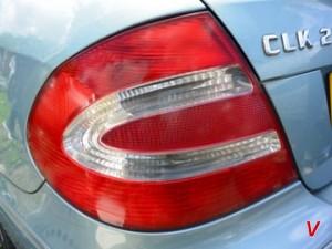 Mercedes CLK Фонари задние HG71014101