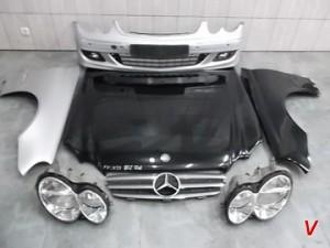 Mercedes CLK Крыло переднее HG73572634