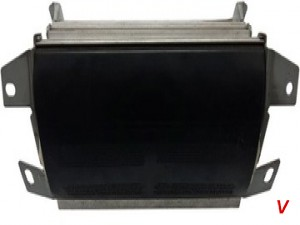 Mercedes CLK Подушка руля HA88585132