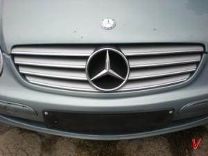 Mercedes CLK Решетка радиатора HG08352488