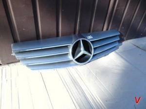 Mercedes CLK Решетка радиатора HG71672775