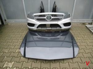 Mercedes CLS Четверть задняя GJ96730082