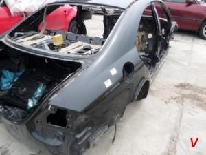 Mercedes CLS Четверть задняя HA01620777