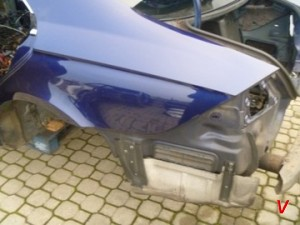 Mercedes CLS Четверть задняя HA96419713