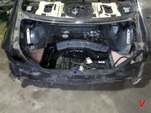 Mercedes CLS Четверть задняя HC11722740