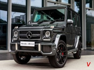Mercedes G Четверть задняя HD55053630